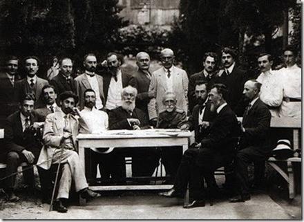 Qartveli Mtserlebi Qutaisshi (1914)