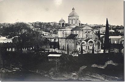 Xarebis (Frangebis) Eklesia